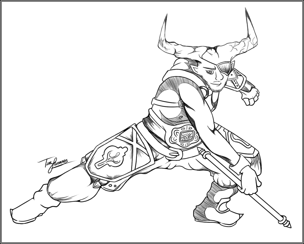 Day 30: Sten, Arishok, or The Iron Bull