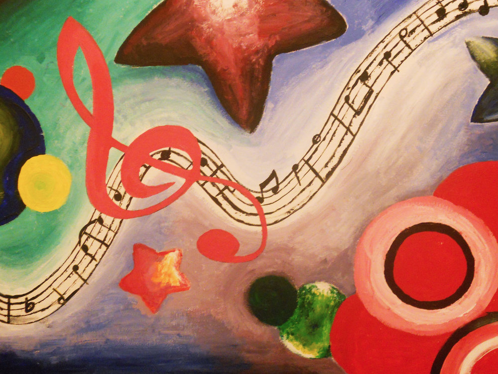 Musical Painting