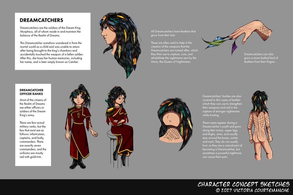 Dreamcatcher Concept Pt. 1