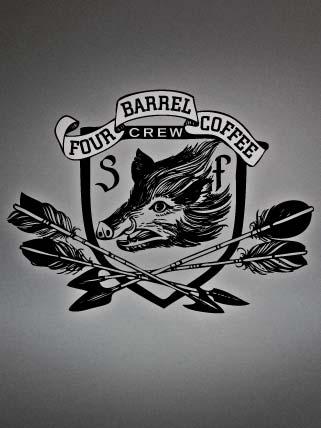 Four Barrel logo, image c/o spridge.com