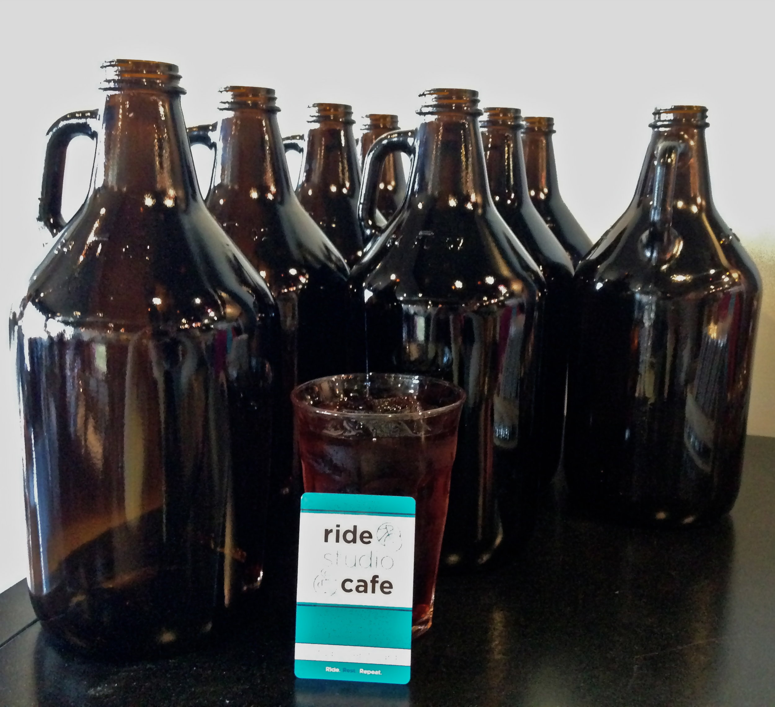 growler and cold brew