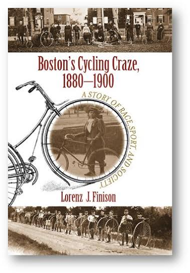Boston's Cycling Craze Book