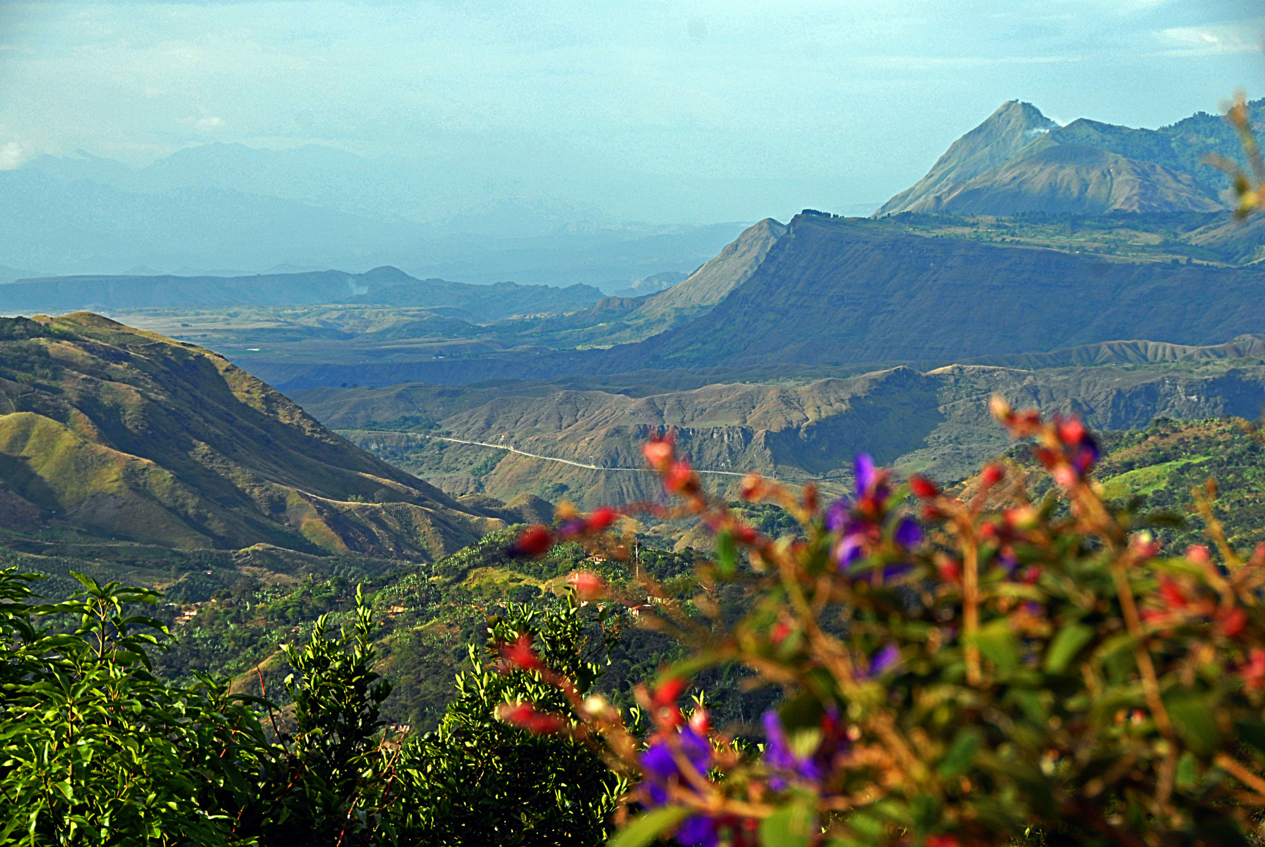 View from Alto Bonito