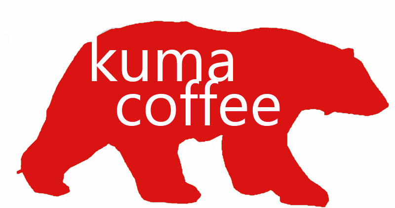 Kuma logo red