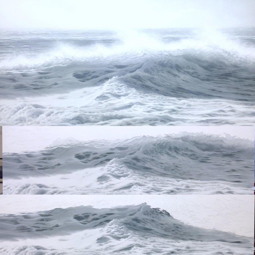 stages of 'drift' (32x58 on aluminum).jpg