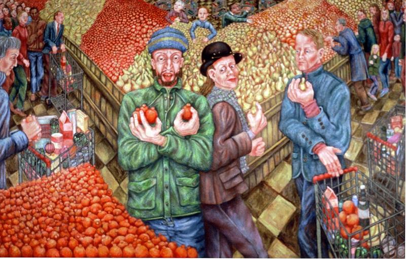 Sermon in the Marketplace