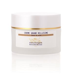 Creme Grande Millesime    Regenerating + Hydrating Cream