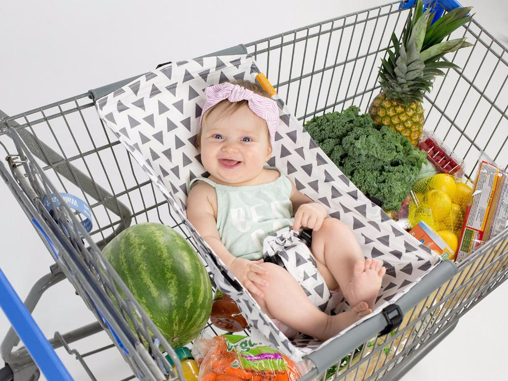 Binxy Baby Shopping Cart Hammock | $55