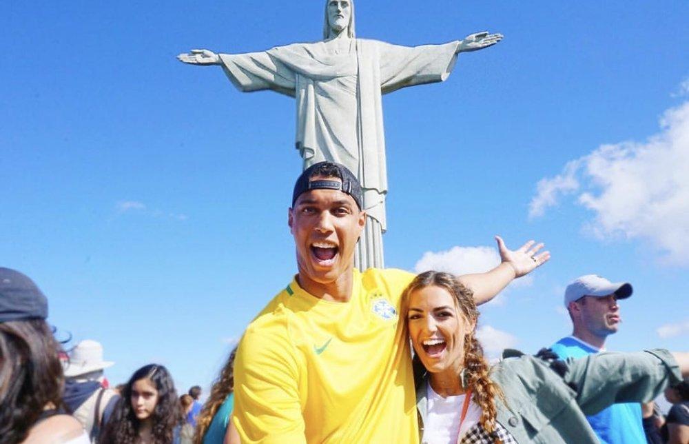 July, 2017. Rio de Janiero, Brazil!