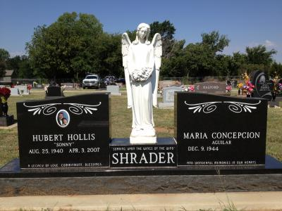 10. Mustang Cemetery, Mustang, OK
