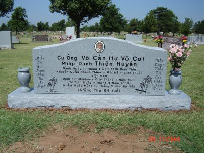 15. Resthaven Cemetery, OKC