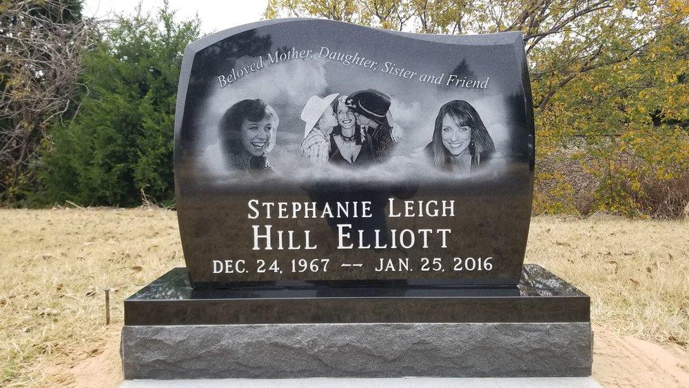 21. Gracelawn Cemetery, Edmond, Oklahoma