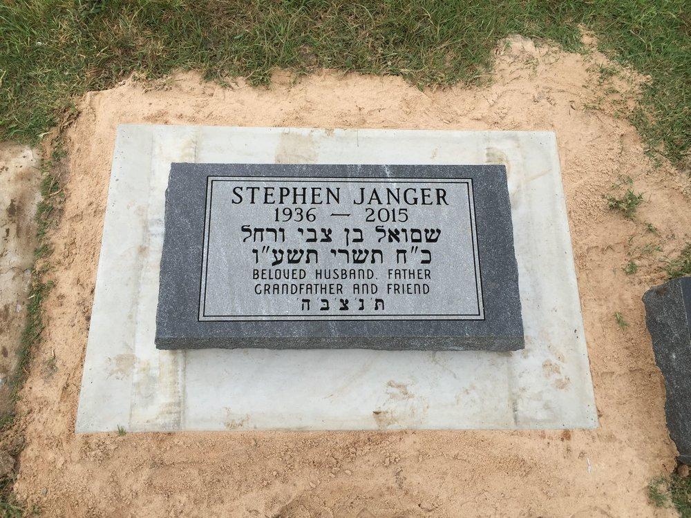 1. Emanuel Synagogue Cemetery