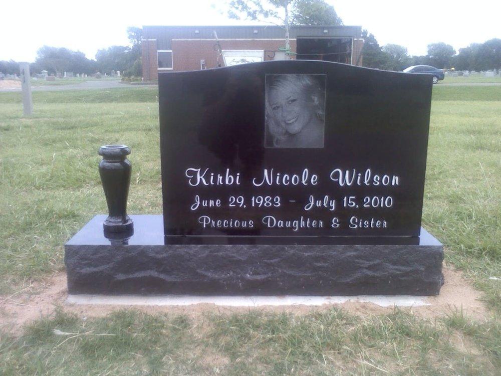 32. Gracelawn Cemetery, Edmond OK
