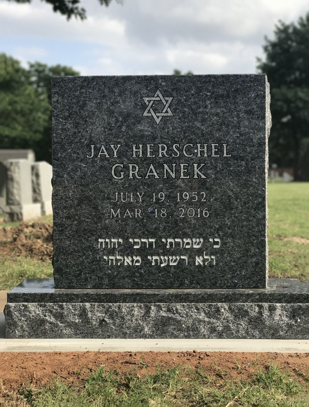38. Emanuel Synagogue Cemetery