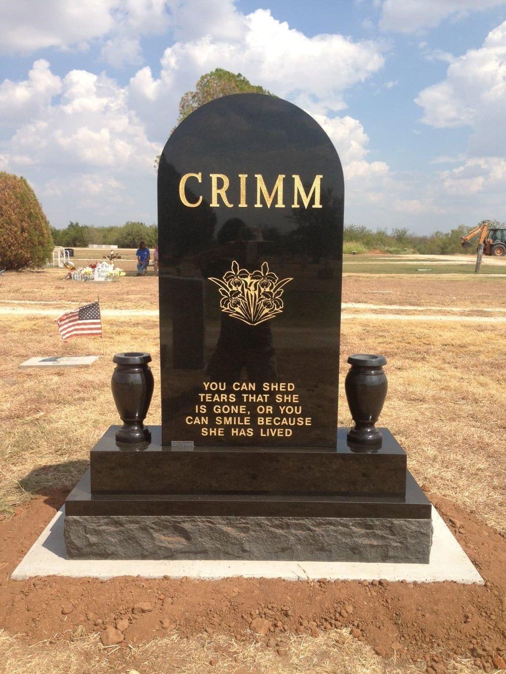 66. Ryan Cemetery, Ryan, Oklahoma