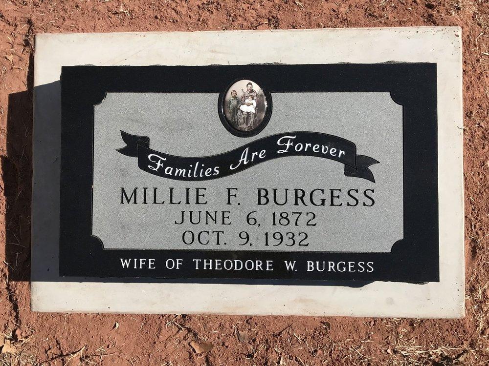 20. Family Cemetery