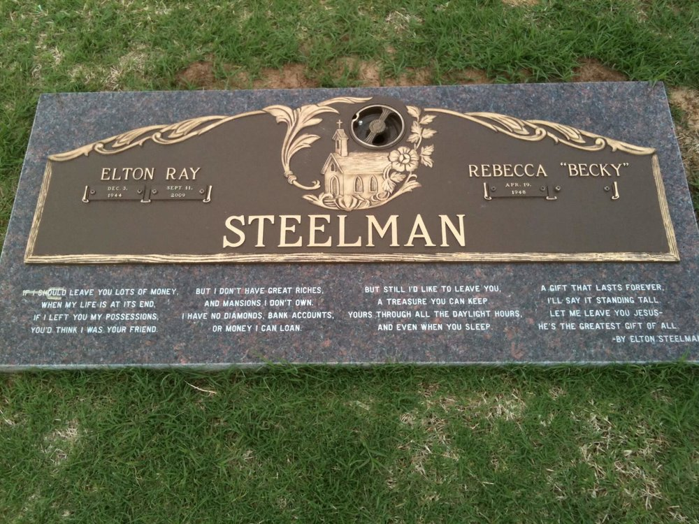 16. Resthaven Cemetery, OKC