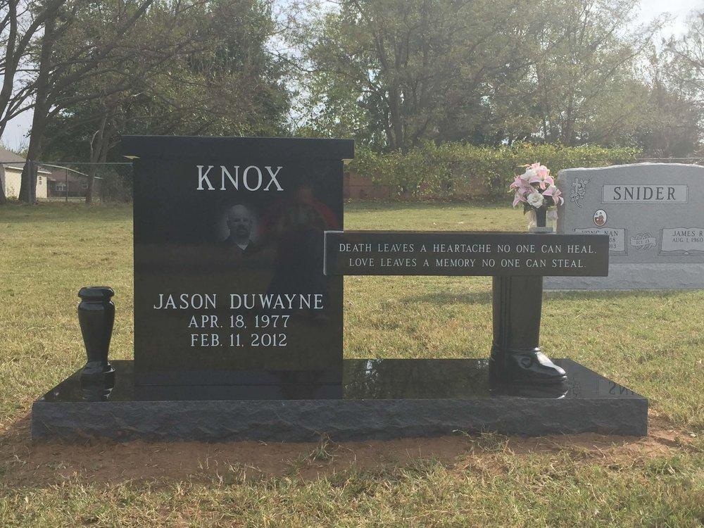 13. Memory Lane Cemetery, Harrah