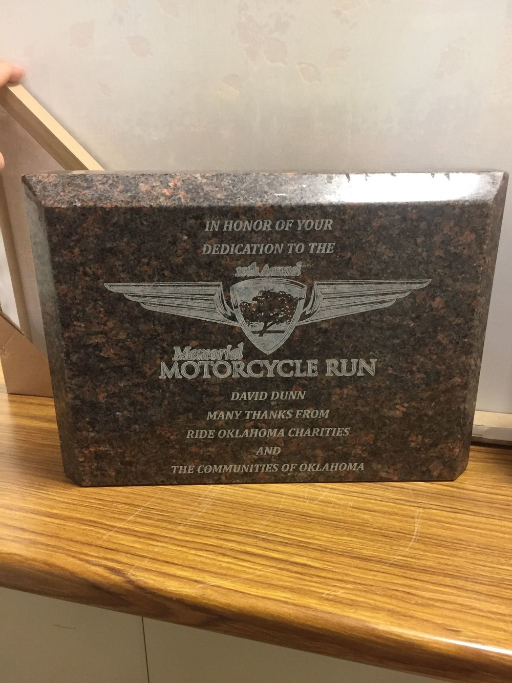 OKC Memorial Motorcycle Run - Laser Etched.jpg