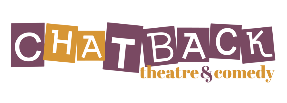 Chatback Theatre & Comedy Logo