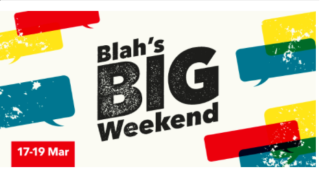 Blah's Big Weekend