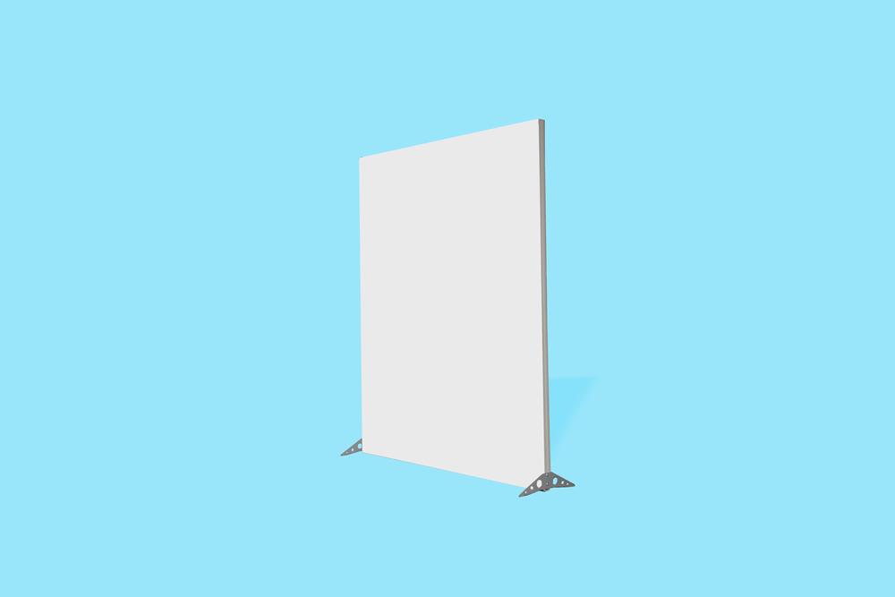 White Backdrop
