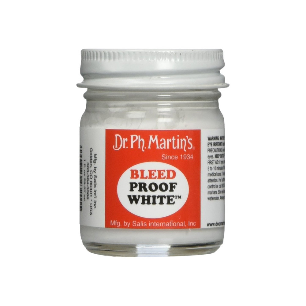 Dr. Ph. Martin's Bleed Proof White Ink