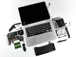 Macbook pro components
