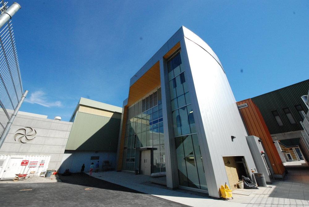 The ARIEL Facility at TRIUMF