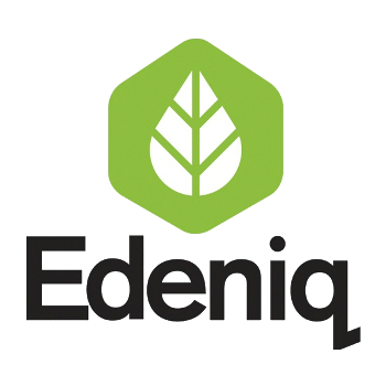 Edeniq Edeniq has developed next-generation cellulosic ethanol technology. Usable on any feedstock, the technology will, in the short-term, provide cost savings to corn ethanol companies on every gallon produced.