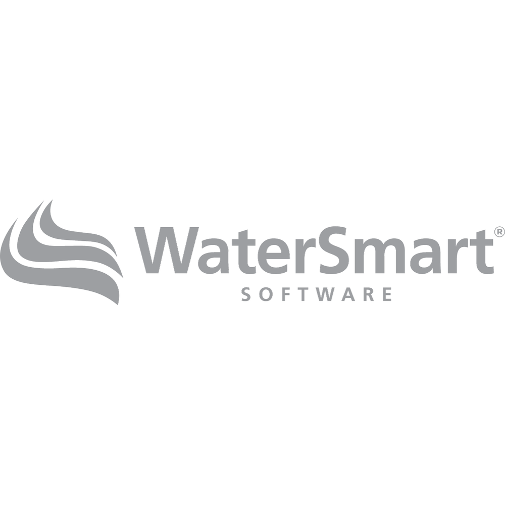 WaterSmart WaterSmart Software uses mobile and online tools to help water utilities educate and engage their customers to save water and money.