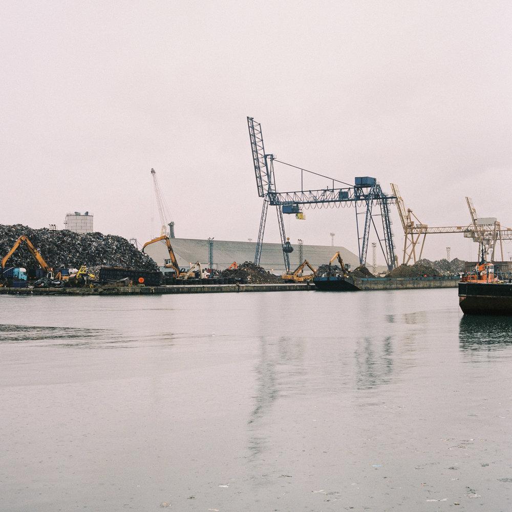 The Port of Tilbury