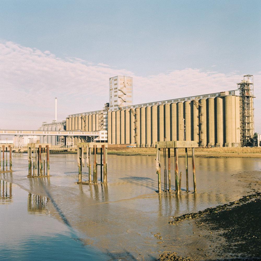 The Port of Tilbury Grain Terminal
