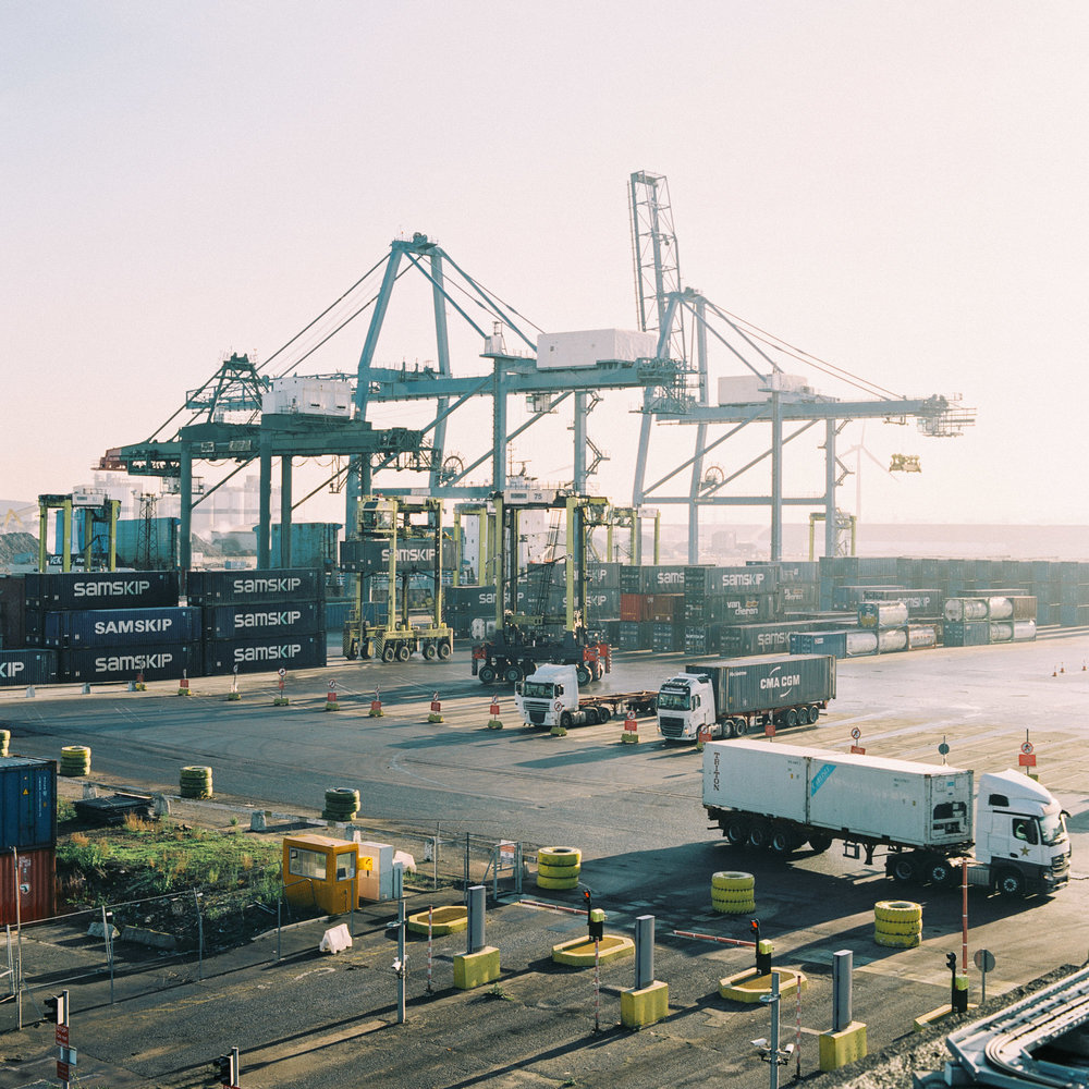 The Port of Tilbury