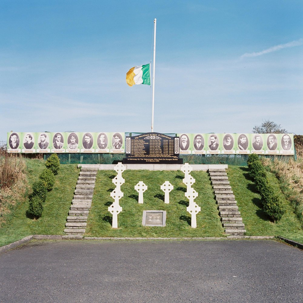A Hunger Strike Memorial, Ford's Cross