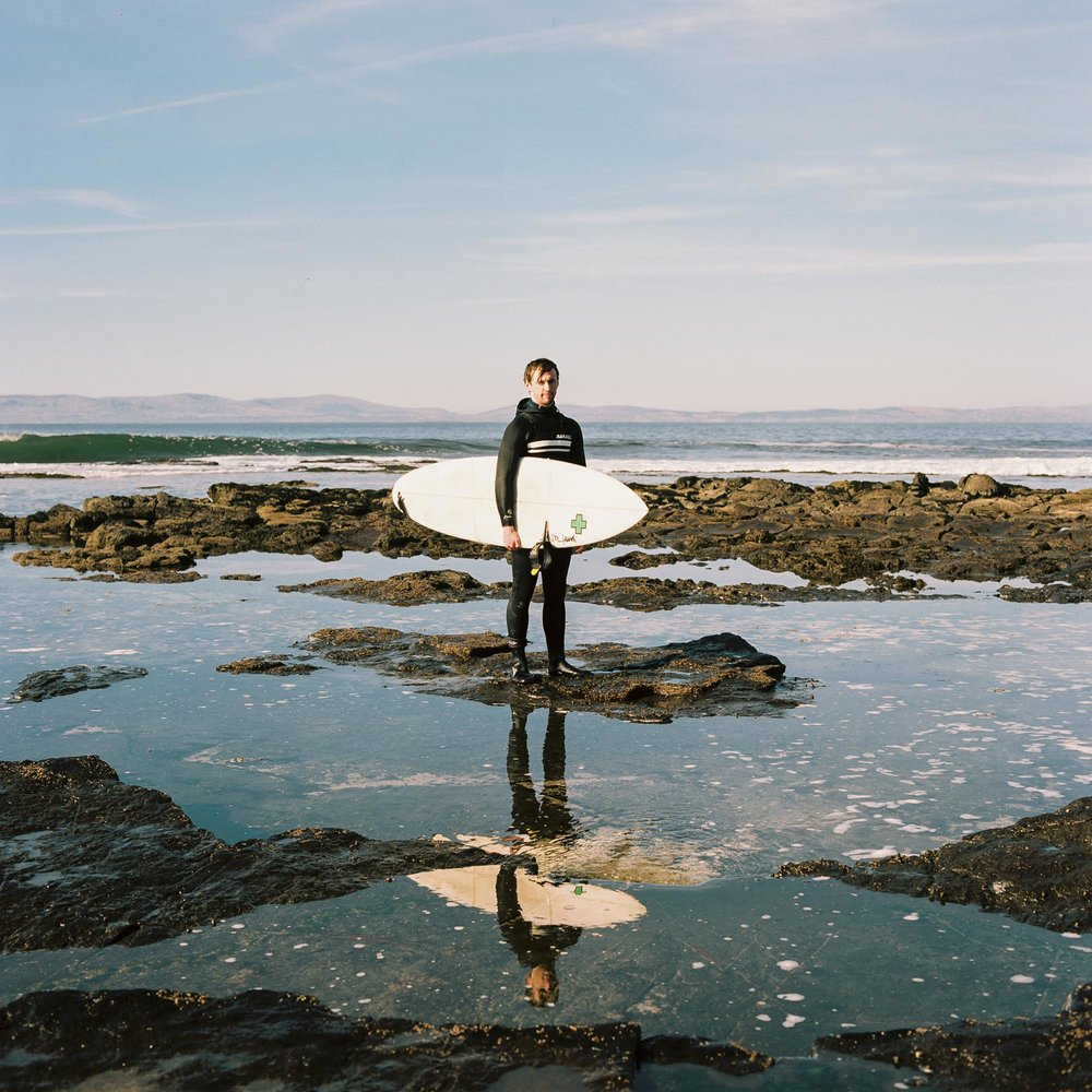 Cian Logue, Bundoran, County Donegal