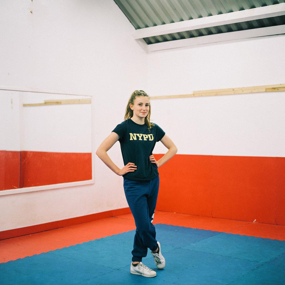 Abigail, Tilbury Dance Academy