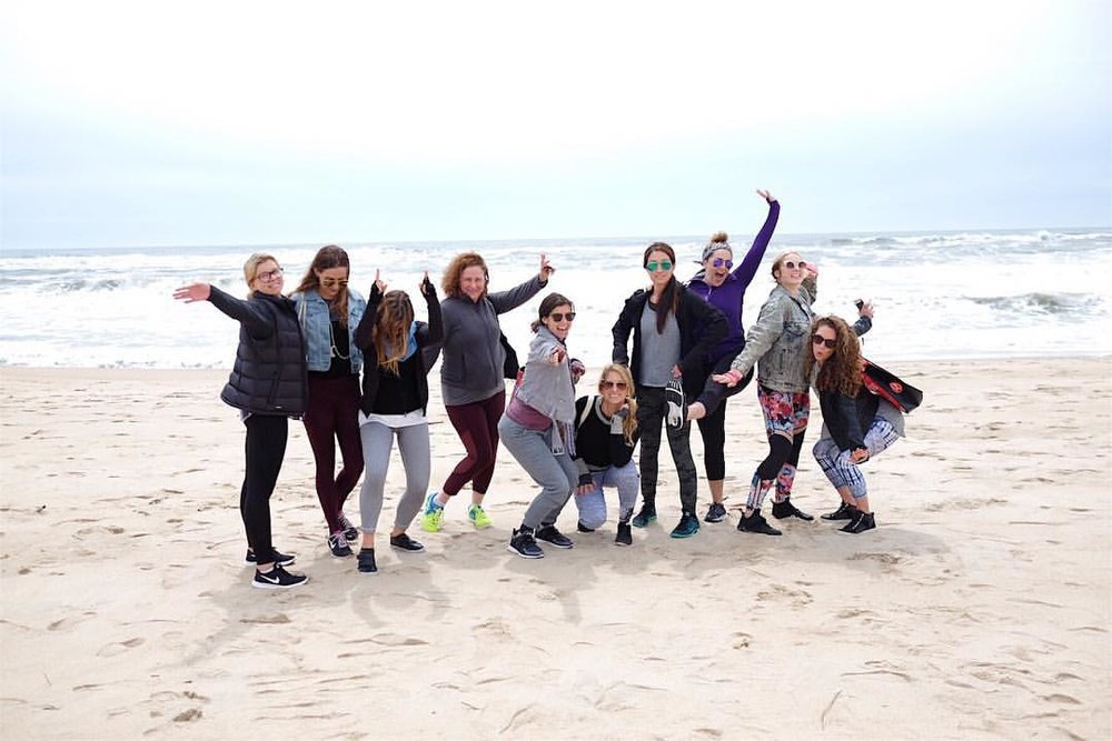 The women of Dream. Set. Make. Hamptons Deep Dive