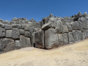 The foundational planning of the Inca in Peru.