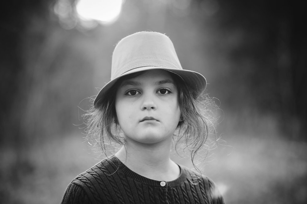 "HOLLY AWAAD - ""The face of indifference"" ISO 200, f/2.2, 1/200, 85mm"