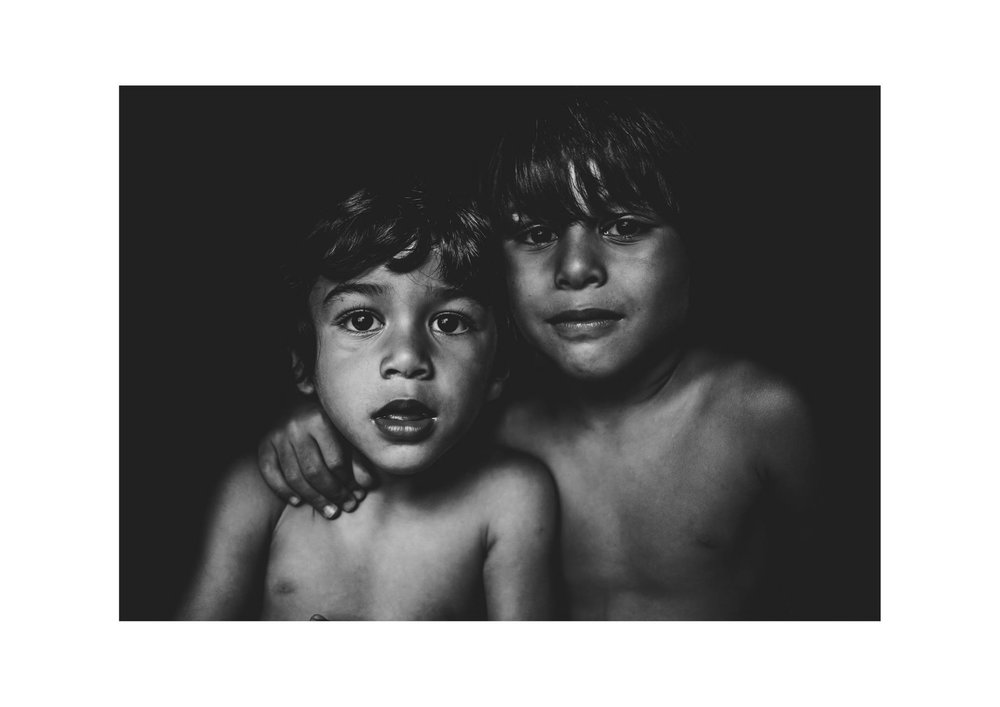 "DENISE SABA - ""Brothers"" Sigma 35mm Art"
