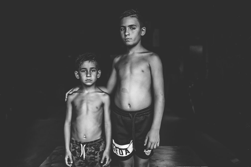 "DENISE SABA - ""The Brotherhood""   35mm, ISO 125, f/1.4, 1/500sec"