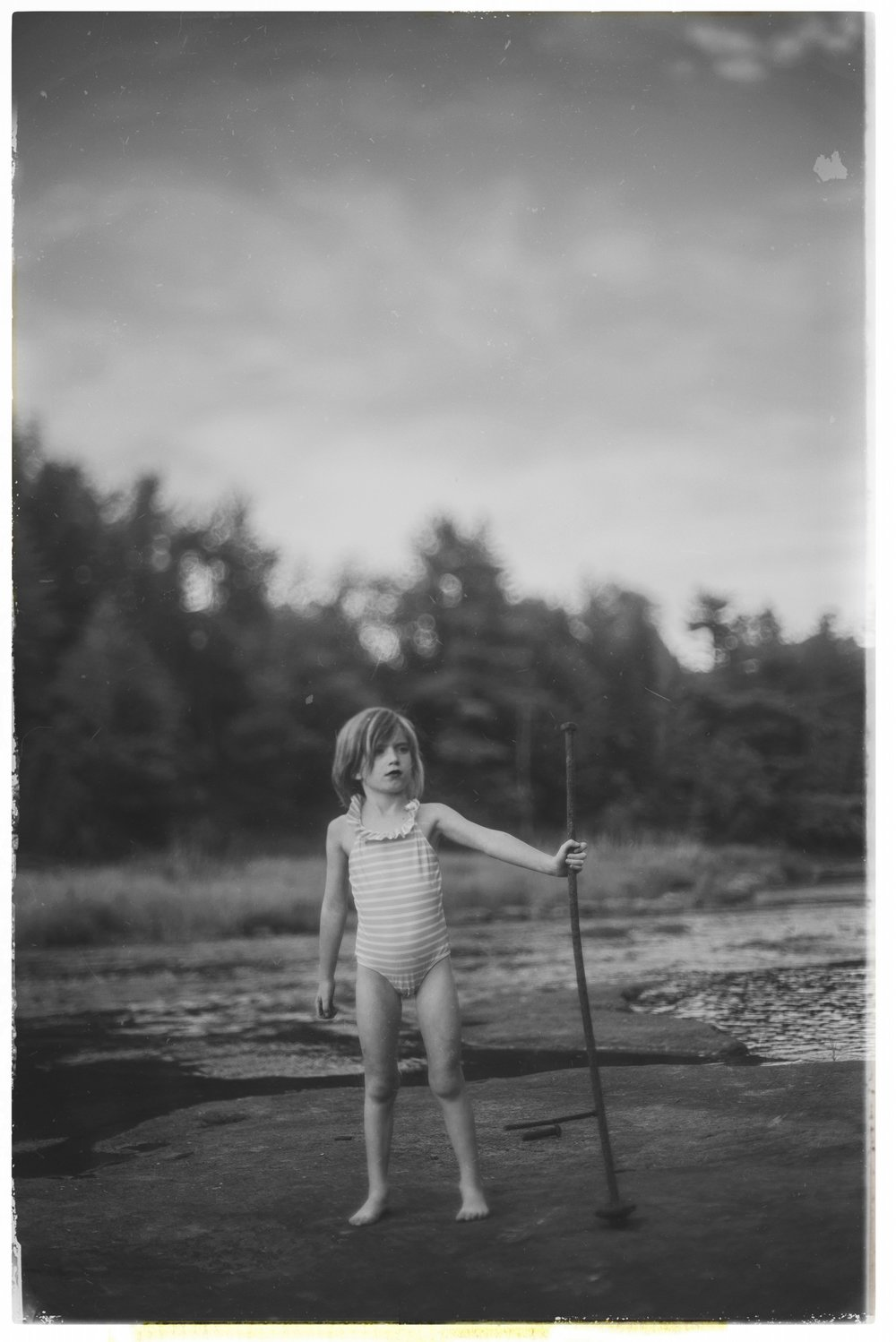 "JONI BURTT - ""river queen""  50mm freelensed, ISO 100, ss 2500"