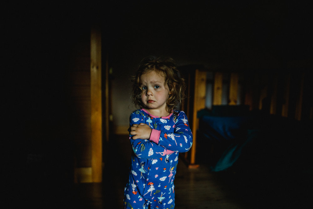 "Kyla Ewert- ""Cabin morning""  24mm f/1.4, 1/500, ISO 1600"