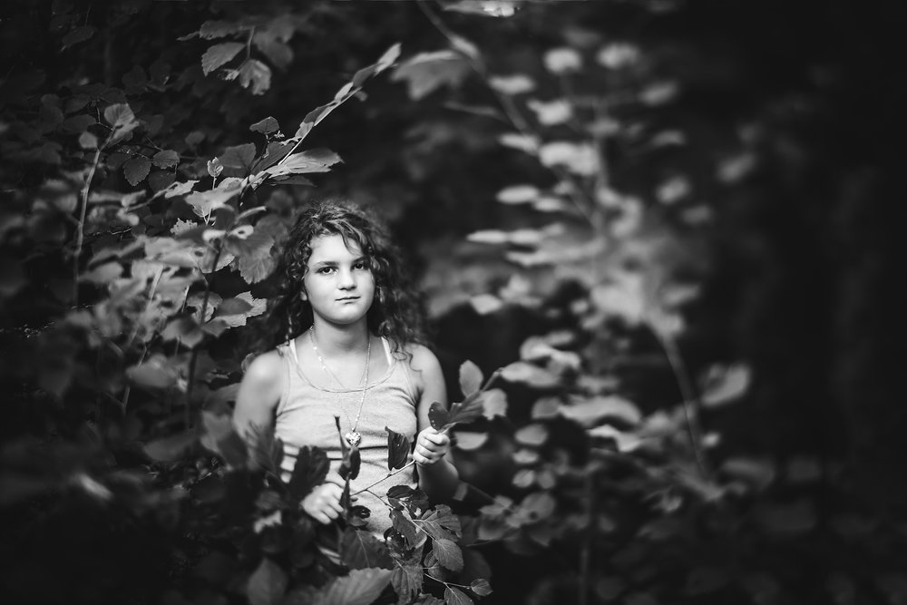 "HOLLY AWWAD-""She Sees Right Through You""  85mm Freelensed, ISO400, 1/800"