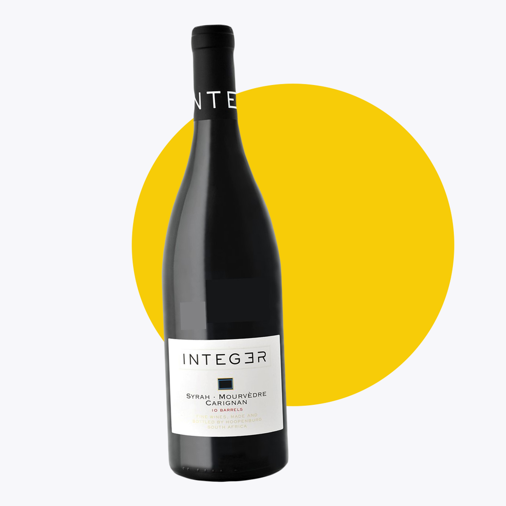 Integer Red Blend Syrah Mourvèdre Carignan By Hoopenburg Wines Stellenbosch South Africa