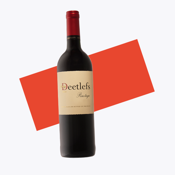 Deetlefs Pinotage By Deetlefs Wine Estate Breedekloof South Africa
