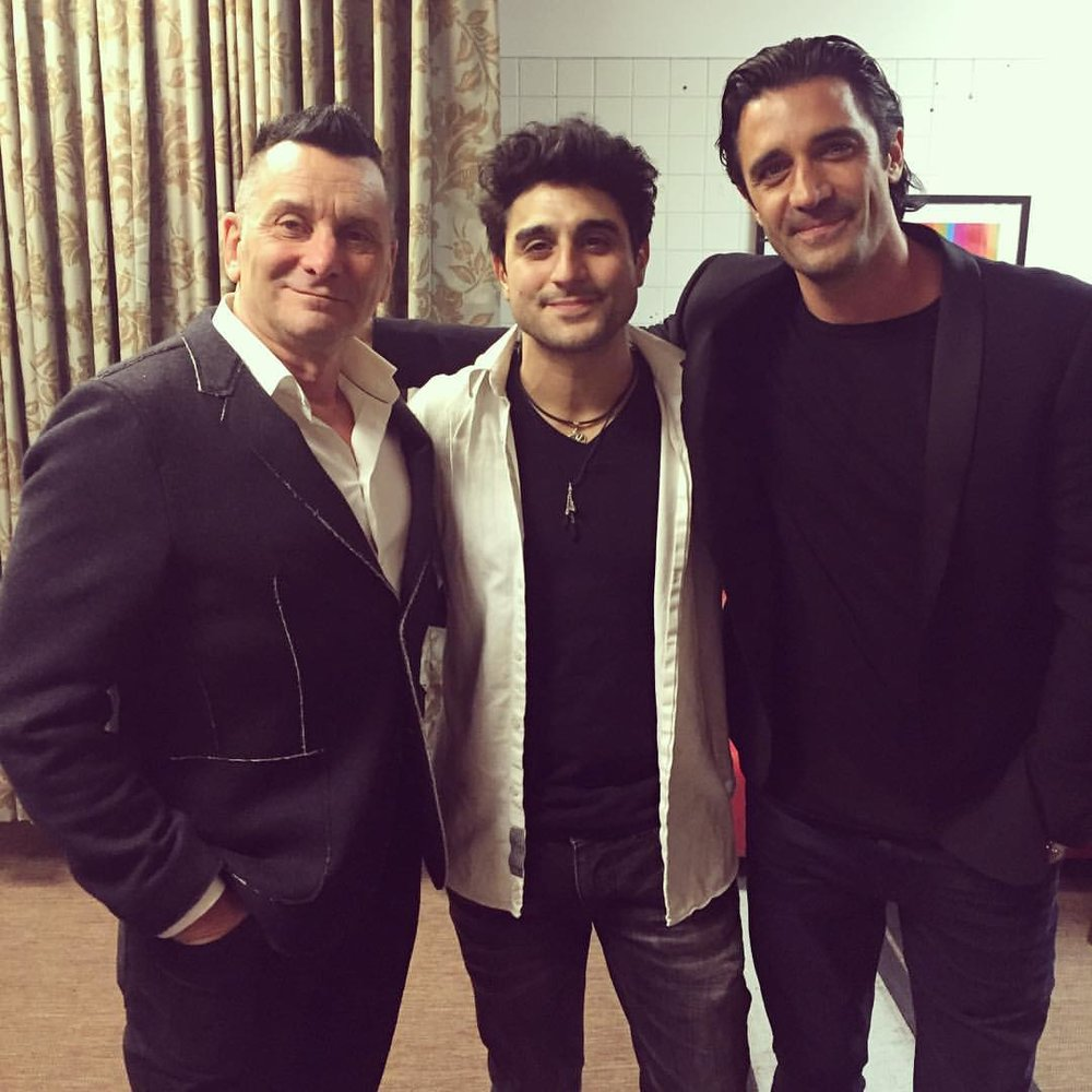 Mr. Ron Bloom & Gilles Marini