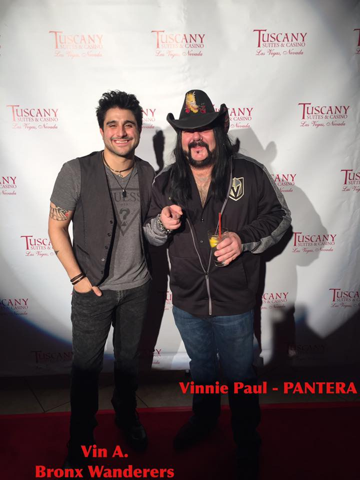 Vinnie Paul from Pantera
